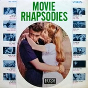 LPレコード145: MOVIE RHAPSODIES ムーヴィー・ラプソディーズ エデンの東/愛情物語/ライムライト/禁じられた遊び/シェーン/他