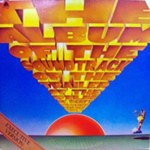 LPレコード340: モンティ・パイソン・アンド・ホーリー・グレイル(輸入盤・ジャケット角欠損あり)