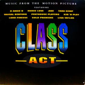 LPレコード437: クラス・アクト(輸入盤)