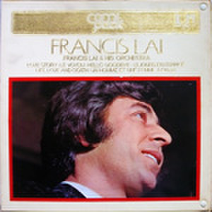 LPレコード759: compack FRANCIS LAI FRANCIS LAI & HIS ORCHESTRA