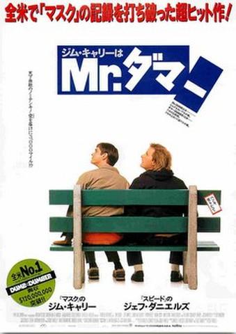 映画チラシ: Mr.ダマー