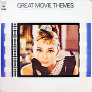 LPレコード726: GREAT MOVIE THEMES 禁じられた遊び/男と女/シェルブールの雨傘/007 危機一発/ティファニーで朝食を/他