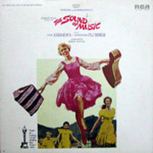 LPレコード058: サウンド・オブ・ミュージック(輸入盤)