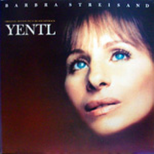 LPレコード570: 愛のイエントル(輸入盤)