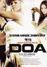 韓国チラシ391: DOA デッド・オア・アライブ