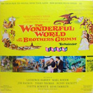 LPレコード447: 不思議な世界の物語(輸入盤)