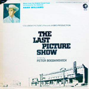 LPレコード403: ラスト・ショー(輸入盤・ジャケット角欠損あり)