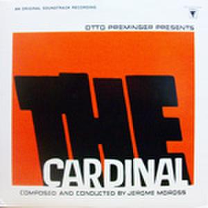 LPレコード003: 枢機卿(輸入盤・ジャケット角落ちあり)