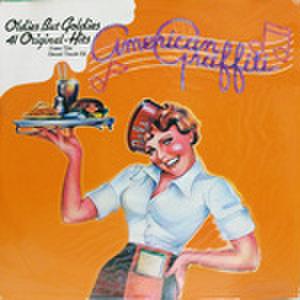 LPレコード579: アメリカン・グラフィティ(輸入盤)