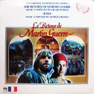 LPレコード297: Le Retour de Martin Guerre/ジュリア(輸入盤・ジャケット角折れあり)
