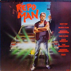 LPレコード428: レポマン(輸入盤)