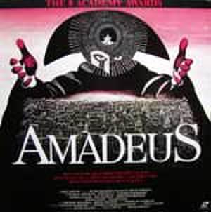 レーザーディスク044: アマデウス