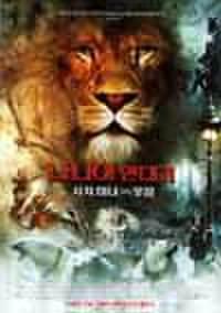 韓国チラシ875: ナルニア国物語 第1章ライオンと魔女
