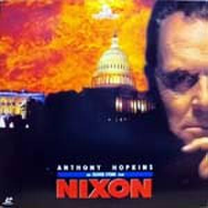 レーザーディスク582: ニクソン<ワイド>(ジャケット角落ちあり)