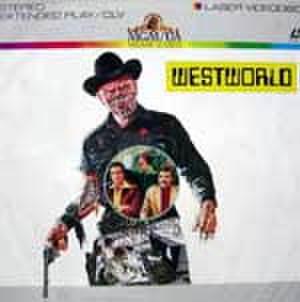 レーザーディスク365: ウエストワールド(ジャケットシミあり)