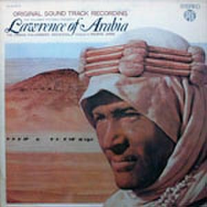 LPレコード216: アラビアのロレンス(ジャケットヤケ)