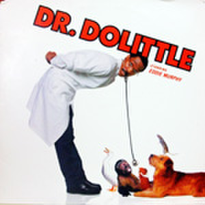 LPレコード628: ドクター・ドリトル(輸入盤・ジャケット角落ちあり)