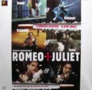 レーザーディスク307: ロミオ&ジュリエット<ワイド>