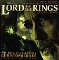 サントラCD100: ロード・オブ・ザ・リング THE TOLKIN ENSEMBLE & CHRISTOPHER LEE(輸入盤)