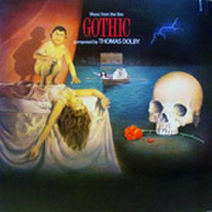 LPレコード507: ゴシック(輸入盤・ジャケット切込みあり)