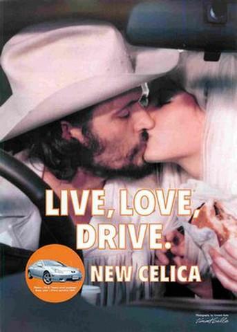 映画チラシ: LIVE, LOVE, DRIVE.