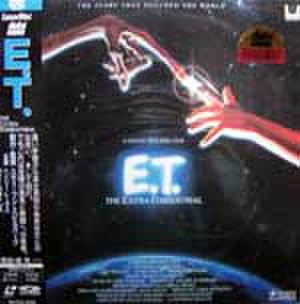 レーザーディスク143: E.T.