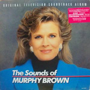 LPレコード618: TVキャスター マーフィー・ブラウン(輸入盤)
