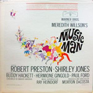 LPレコード325: THE MUSIC MAN(輸入盤)