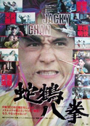映画ポスター0340: 蛇鶴八拳
