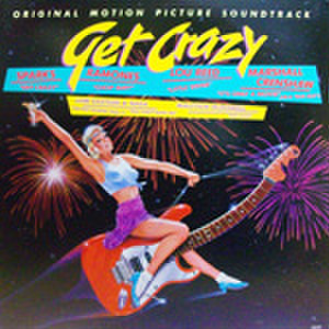 LPレコード512: ゲット・クレイジー(輸入盤)