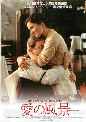 映画チラシ: 愛の風景
