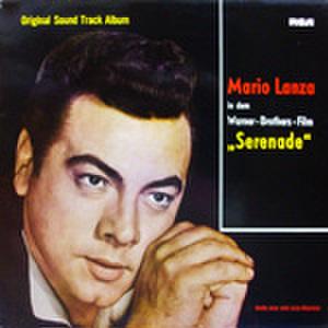 LPレコード617: 愛のセレナーデ(輸入盤)