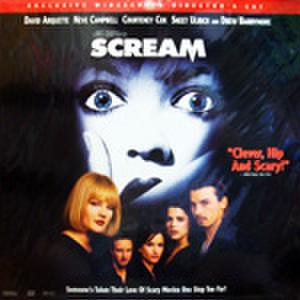 レーザーディスク633: SCREAM: DIRECTOR'S CUT(輸入盤)