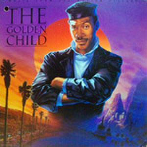 LPレコード505: ゴールデン・チャイルド(輸入盤・ジャケット角折れパンチ穴あり)