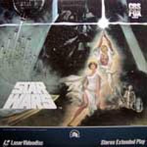 レーザーディスク325: STAR WARS(輸入盤)