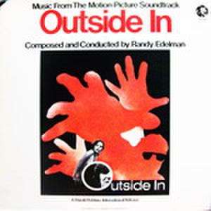 LPレコード585: Outside In(輸入盤・ジャケット角欠損テープ補修あり)