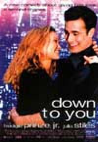 タイチラシ0871: レインディア・ゲーム/down to you