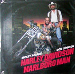 レーザーディスク208: ハーレーダビッドソン&マルボロマン