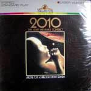 レーザーディスク420: 2010