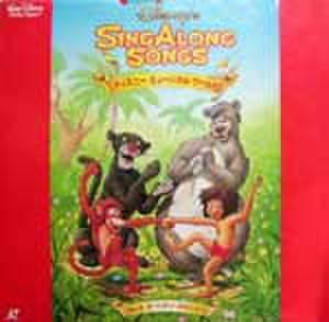 レーザーディスク509: シング アロング ソング Vol.8 ザ・ベアー・セネシティ<英語版>