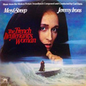 LPレコード263: フランス軍中尉の女(輸入盤)