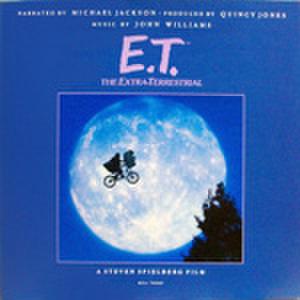 LPレコード593: E.T.(輸入盤)