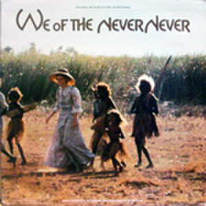 LPレコード486: We of the Never Never(輸入盤)