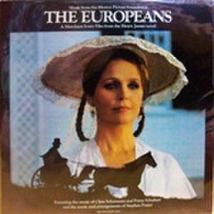LPレコード294: ヨーロピアンズ(輸入盤・ジャケットテープ補修あり)