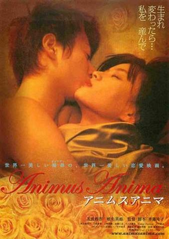 映画チラシ: アニムスアニマ