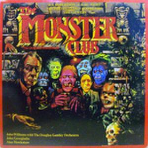 LPレコード337: The MONSTER CLUB(輸入盤)