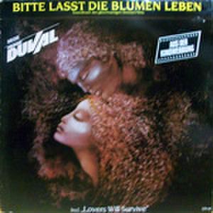 LPレコード286: BITTE LASST DIE BLUMEN LEBEN(輸入盤)