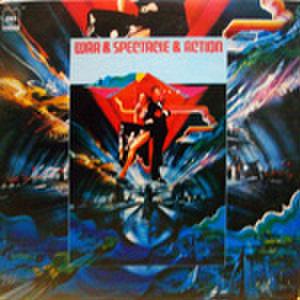 LPレコード393: 007私を愛したスパイ/遠すぎた橋/ロッキー/タワーリング・インフェルノ/ポセイドン・アドベンチャー/他