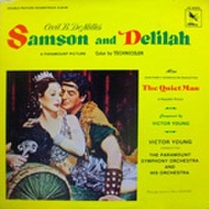 LPレコード616: サムソンとデリラ(輸入盤)