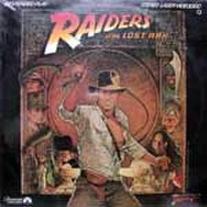 レーザーディスク293: レイダース 失われたアーク(輸入盤)